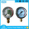 2′′ 50 mm Bottom Connection CNG Pressure Gauge