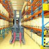 Customized Heavy Duty Warehouse Storage Rack / Steel Pallet Racking