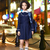 Wholesale Stylish Design Middle School Uniform Dress