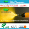 Thermosetting Electrostatic Spray Ral Colors Hybid Powder Coating Paint