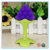 Standing Design Dummy Grape Teething Toy with Suntion Base