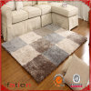 2016 New 100% Microfiber Shaggy Carpet Factory and ISO Certification
