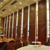 Sound Proof Folding Wooden Partition Wall
