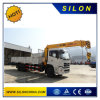 Silon Sq12sk3q 12ton Straight Arm Truck Mounted Crane
