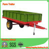 Europen Style Farm Tipping Trailer in Side Dumping