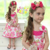Nice Little Lady Flower Girls Dress (8605#)