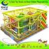 Superboy Playground Children Games Rope Course, Adventure Park, Adventure Attractions