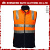 China Wholesale Custom Orange Reflective Workwear Safety Vest (ELTHVVI-2)