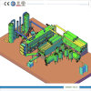 Large Capacity City Waste Recycling Machine to Oil Energy