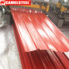 Galvanized Roofing Sheet Material Color Coated Corrugated Roofing Sheet