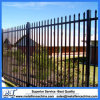 Powder Coated Spear Top Tubular Steel Fence Panels for Au Market