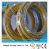 Steel Wire Braided Flexible High Pressure Hydraulic Hose