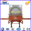 ISO Csc Semi Trailer Carbon Steel Fuel Oil Tank Container
