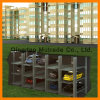 Psh Lift Slide Vertical Automatic Vehicle Parking Lift System 2 Levels Puzzle Parking System