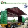 Swing Open Type Box Truck Trailer/ Hydraulic Wing Side Wall Semi Trailer