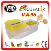 Automatic Incubator for Hatching Chicken Eggs, Quail Eggs Incubator 96 Eggs Incubator