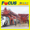 Ramadan Sales! 35m3/H Full Automatic Mobile Concrete Batching Plant Yhzs35