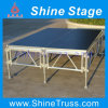 Hot Selling Aluminum Movable Wedding Stage