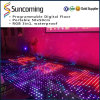 Tempered Glass LED Portable Wedding Portable LED Video Dance Floor