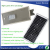 15W Integrated Solar Garden/Street Light with 2years Warrenty