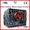 Milling Machine Four Roller Three-Stage Crusher for Ore