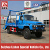 Low Price 5t Swing Arm Garbage Truck