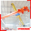 Overhead Crane Wire Rope Hoist Single Girder Crane
