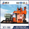 180m Trailer Mounted Electric Rotary Water Well Drilling Rig Machine