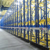Automatic Mobile Pallet Rack for High Density Storage