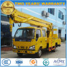 Isuzu High-Altitude Operation 12-16 Meters Over Head Working Truck