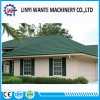 Nature Color Sand Chips Stone Coated Metal Bond Roof Tile