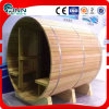 Round Shape Garden 4 Person Outdoor Sauna Room