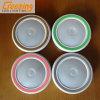 Four Colors Plastic Battery Lamp with Sensor