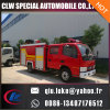 Water/Foam/Dry Powder Tank Fire Truck