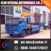 Hydraulic Truck Crane Chinese Used Pickup Small Mini Truck Mobile Crane with Price, Lorry Mini Truck Mounted Crane for Sale