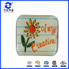 Flower Clear Epoxy Adhesive Resin Dome Label Sticker (SZXY069)