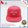 Guangzhou Hats Factory Good Reputation 5-Panel Wool Winter Cap with Embroidery