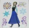 Frozen Waterproof Temporary Tattoo Sticker Children Cartoon Stickers