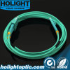 Sc to LC Duplex Om3 10g 3.0mm Fiber Optic Patch Cable