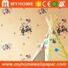 Cheap Cartoon Kids Bedroom Wallpaper Vinyl Waterproof