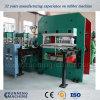 Huge Frame Structure Rubber Hydraulic Vulcanizing Press Machine Xlb-D800X800