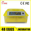 CE Passed Automatic Household Chicken Poultry Incubator