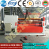 3 Rollers Arc Down Plate Bending Rolling Machine