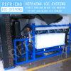2t Direct Cooling Aluminium Plate Ice Block Machine