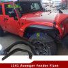 Avengers Jeep Wrangler Fender Flares Jk