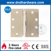 SS304 Door Hardware Hospital Tip Hinge with UL Certificate (DDSS 454535)