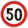 Aluminium Speed Limited Sign