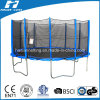 13ft Premium Trampoline with Enclosure (HT-TP13)