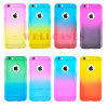 New Arrival Gradient Mobile Phone Case Full Covered for iPhone 5/6/6plus/Se