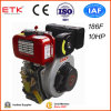 10HP /3600rpm Diesel Engine Set with Paper Air Cleaner